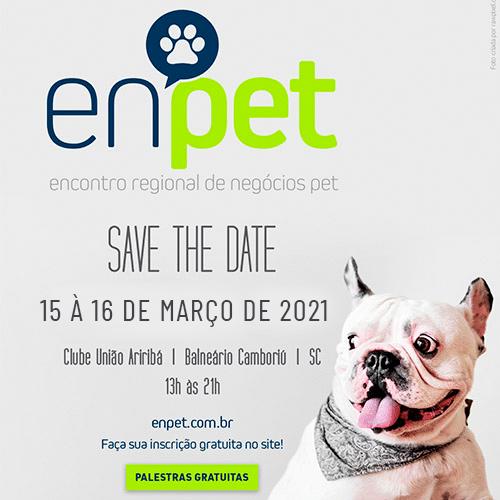 ENPET 2021 - Encontro Regional de Negócios Pet