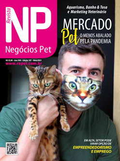 Revista Negócios Pet - Edição 197 - Maio 2021